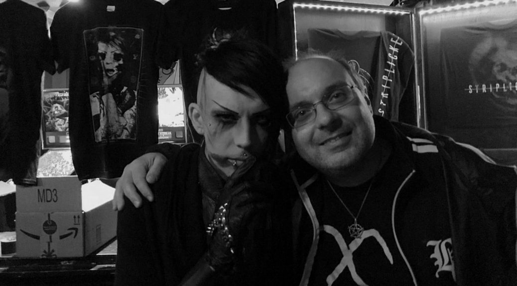 with Nero Bellum of Psyclon Nine