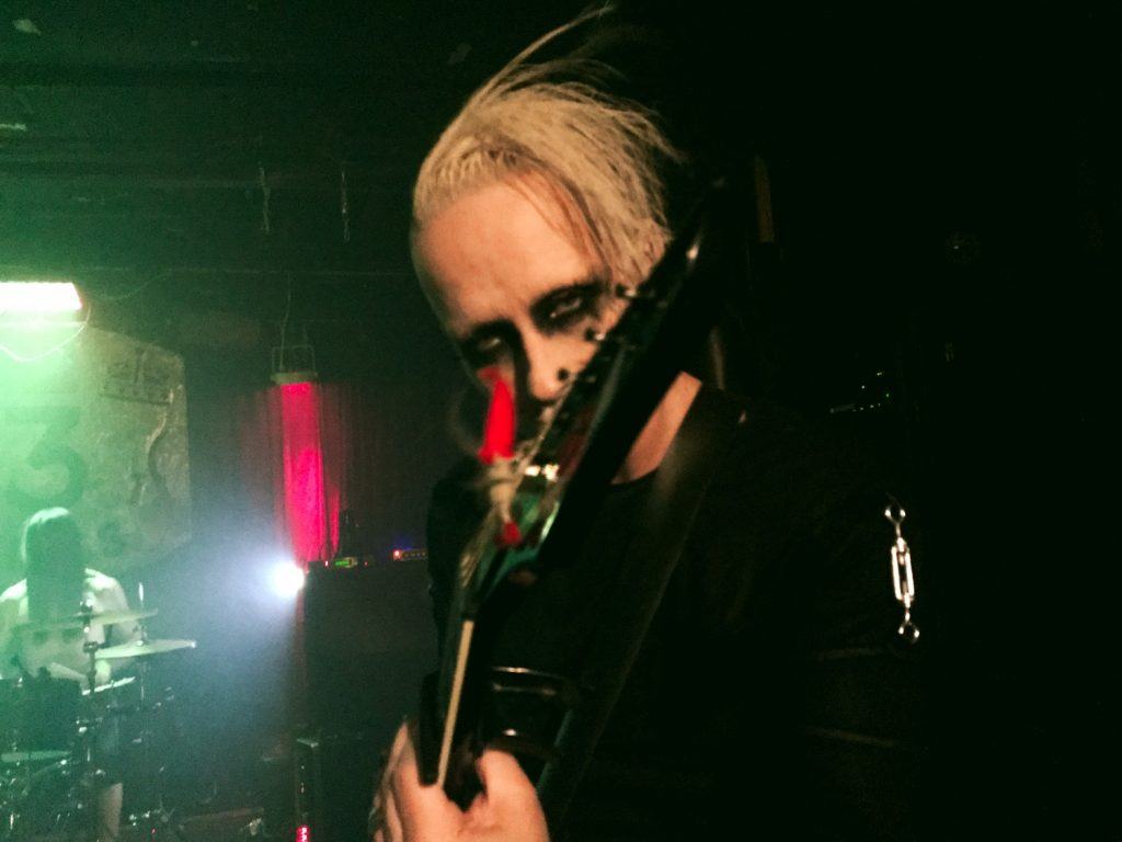 Tim Skold with Psyclon Nine
